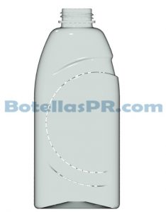 11oz Plastic PET Bottle Image