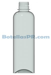 12oz Plastic PET Bottle Image
