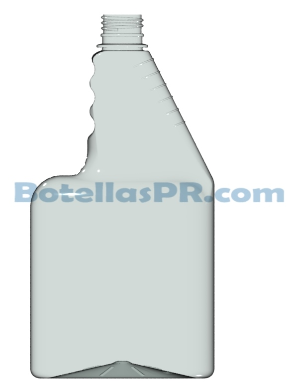 Botella de 32oz Rectangular Image