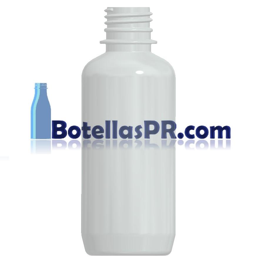8oz Plastic PET Botlle Image