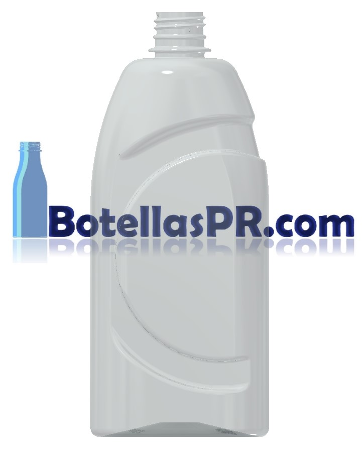 Botella de PET de 25oz Image