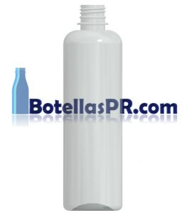 18oz Plastic PET Bottle Image